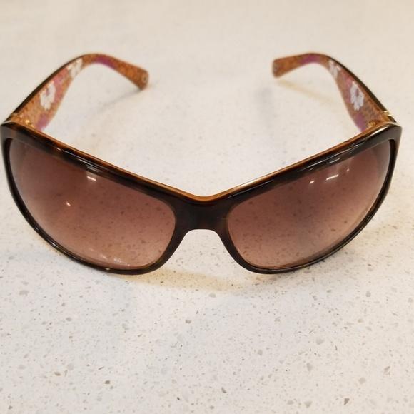 2868b74967c5f Coach Accessories - Beautiful Sarah Coach Sunglasses w no case S-437